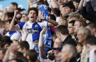 Wolverhampton Wanderers v Blackburn Rovers Barclays Premier League