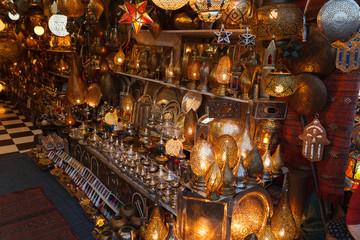 store in street market