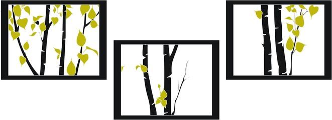 tree frame