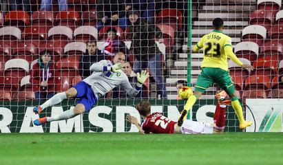 Middlesbrough v Norwich City - Sky Bet Football League Championship