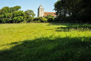 Bisopstone Church East Sussex UK