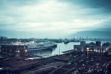 Porto Commerciale di Napoli