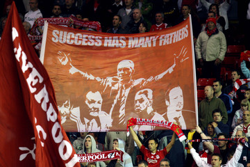 Liverpool v Debreceni VSC UEFA Champions League Group Stage Matchday One Group E