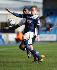Millwall v Ipswich Town - npower Football League Championship