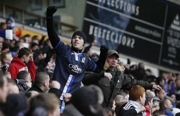 Bolton Wanderers v Blackburn Rovers Barclays Premier League