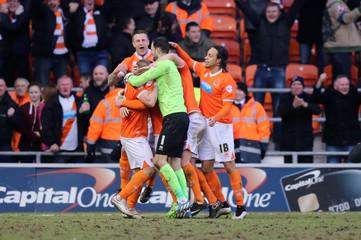 Blackpool v Nottingham Forest - Sky Bet Football League Championship