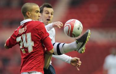 Middlesbrough v Preston North End npower Football League Championship