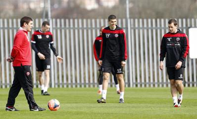 Sheffield United Training