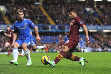 Chelsea v Manchester City - Barclays Premier League