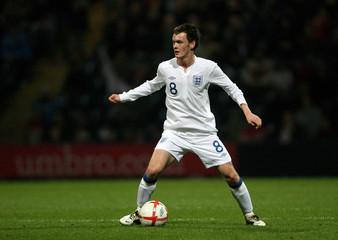 England U21 v Iceland U21 Under 21 International Friendly