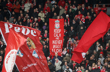 Liverpool v Manchester United FA Cup Fourth Round