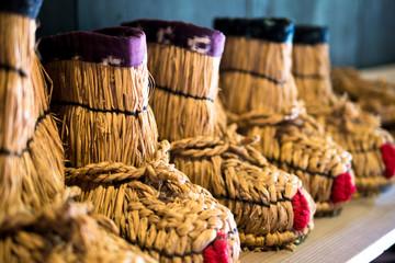 Japanese Sandals - waraji