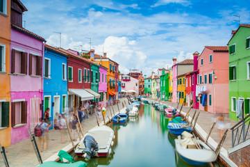 Burano Island, Vernice, Italy