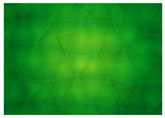 Green abstract texture background.