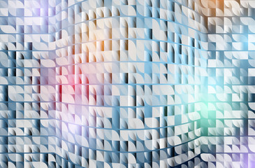 Abstract vector background. Geometric business concept.