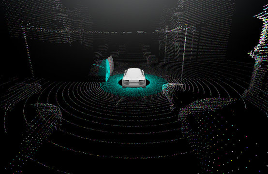 Self-driving car LIDAR technology