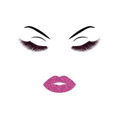 Makeup vector illustration