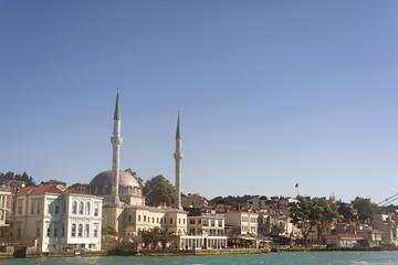 Beylerbeyi Seaside, Istanbul, Turkey