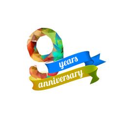 9 (nine) years anniversary.