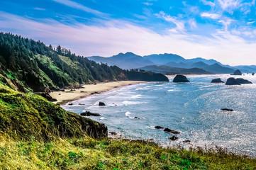 Oregon Coast, USA - October 2016