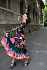 Miss Flamenco Danse