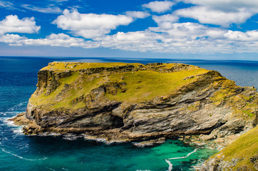Tintagel Rock