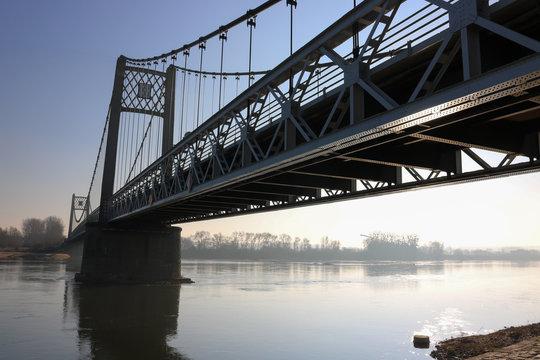 Pont de la Loire à Ancenis