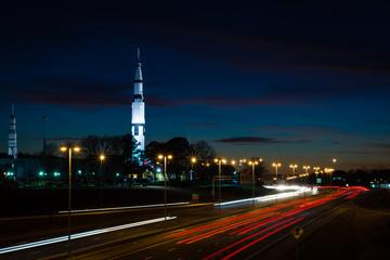 Space & Rocket Center Wall mural