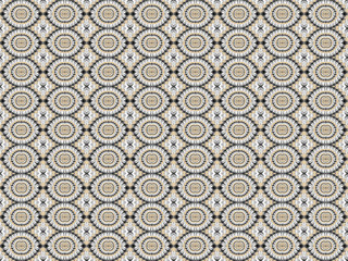 Silver and Gold Background Pattern Image