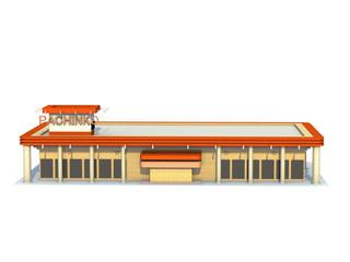 パチンコ店
