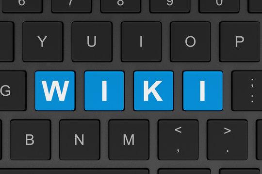 Wiki Computer Keyboard