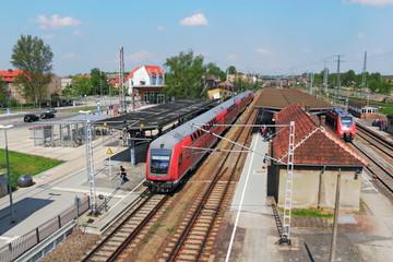 Bahnhof Falkenberg/Elster