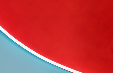 Abstract red, white and blue background