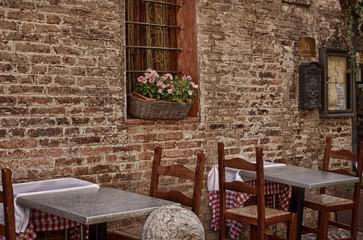 Medieval City of Ferrara in HDR, Italy - Emilia Romagna