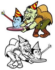 Igor Says Happy Birthday