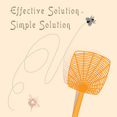 Effective solution - simple solution