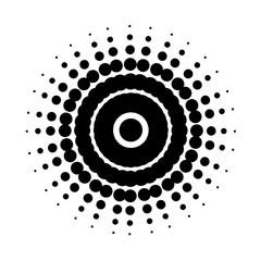 creative circle figure