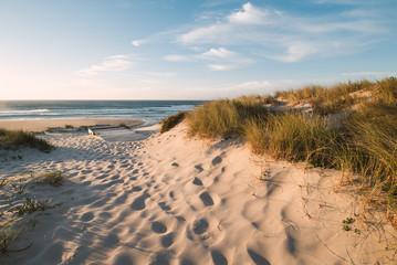 Way to Frouxeira beach