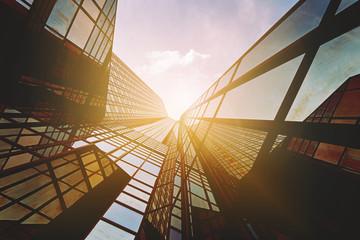 Modernes Gebäude  Fototapete