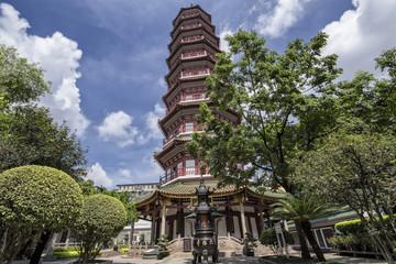 The temple of Six Banyan Trees 六榕寺