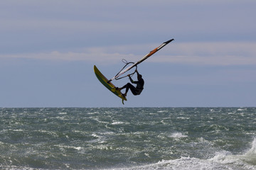 Windsurf free style