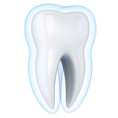 Abstract tooth protect