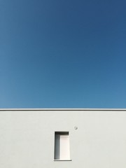 Minimal window (Fano, Italy)