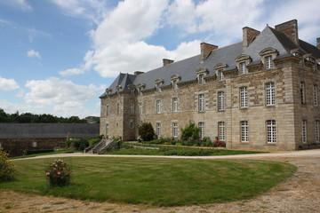 Château de Couellan en Bretagne