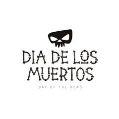 Dia de los Muertos. Mexican day of death