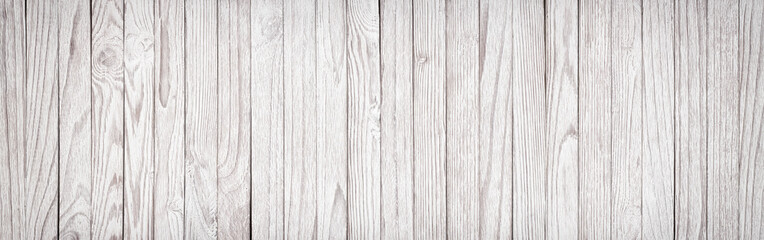 planks table painted white, blank background wooden shield. wood texture close-up