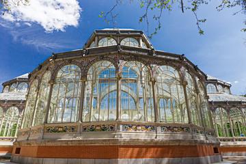 Madrid, Palacio de Cristal
