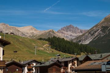 Livigno, Valtellina, Sondrio, Lombardia, Italia