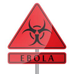 Ebola Danger Poster