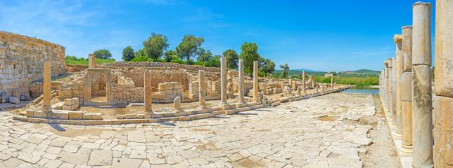 The Agora of Patara